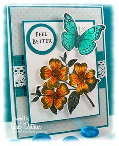 IC307 - Hero Arts by vdutchr - Cards and Paper Crafts at Splitcoaststampers
