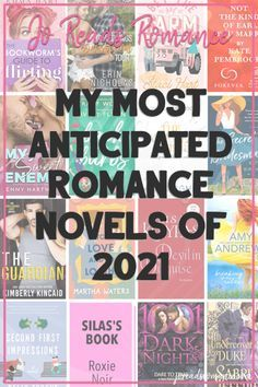 My Most Anticipated Romances of 2021 - Jo Reads Romance