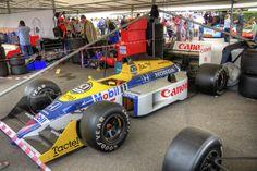 Williams FW 11 - Honda