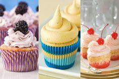 10 gluten free cupcakes