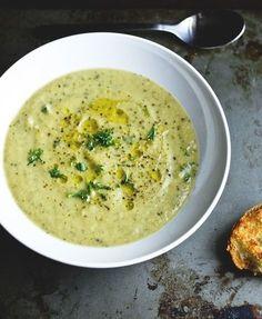 soupe de légumes brûle graisse recette minceur