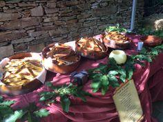 Detalles de una boda medieval en #cousogalan