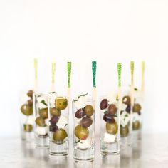 Glittered Cocktail Forks DIY