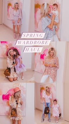 Spring Wardrobe Haul | Chronicles of Frivolity