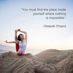 Deepak Chopra will be the featured speaker at Yoga Journal LIVE: San Diego, July 10-14.