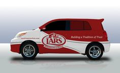 Proposed branding and vehicle design for San Diego based construction company.