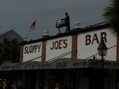 Sloppy Joes.. Key West...Fun, Fun, Fun