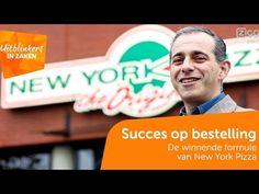 Philippe Vorst uit Amsterdam richt in 1993 New York Pizza op. Italiaanse pizzeria's zijn er genoeg, maar pizza-slices nog niet! Het loopt al snel storm en th...