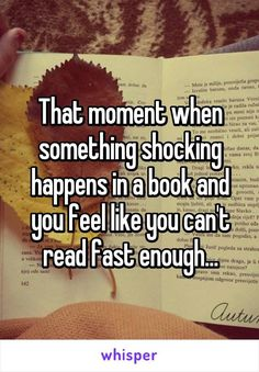 Have you ever experienced this?! LOL