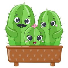 Cactus Clipart, Clipart Png, Cactus Cartoon, Video Game Decor, Imagenes My Little Pony, Mom Cards, Christmas Drawing, Cactus Art, Cricut Creations