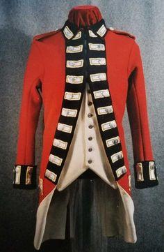 Historical Twist Store British, (The King's) Regt - Larp, British Uniforms, 18th Century Clothing, American Revolutionary War, French Revolution, Character Modeling, British Army, Historical Clothing, Revolutionaries