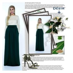 """Desir Vale  4"" by k-lole ❤ liked on Polyvore featuring Ben's Garden, Diva Style Squad, women, fashiontrend, styleicon and plus size dresses"