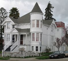 Victorian Home, Berkeley California Berkeley California, Central California, California Dreamin', Berkeley Architecture, Beautiful Homes, Beautiful Places, East Bay Area, Thing 1, San Francisco Bay