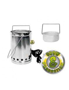 El quemador de azufre es una herramienta ideal a la hora de aplicar azufre micronizado para combatir el o