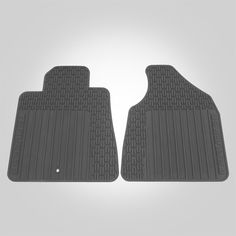 These Premium All Weather Floor Mats feature a custom deepribbed pattern to collect rain mud snow and debris Nibs on back help hold them in place and Mid Size Suv, Chevrolet Traverse, To Collect, Floor Mats, Mud, Rain, Weather, Snow, Deep