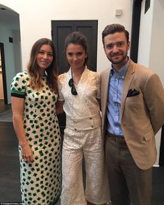 August 23 - Justin Timberlake And Jessica BielMore