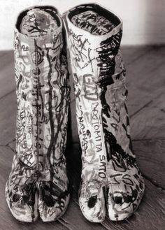 // Margiela Tabi Boots