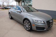 #New #2013 #Audi #A7 For Sale | #Dallas #TX #quattro $66,870
