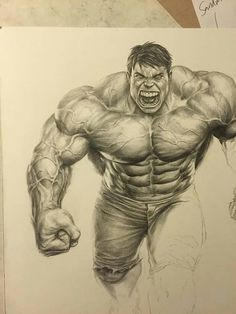 The hulk. Some days this is how I feel.