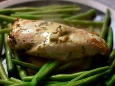 Tarragon Chicken Recipe : Nigella Lawson : Food Network - FoodNetwork.com
