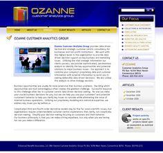 OZANNE CUSTOMER ANALYTICS GROUP