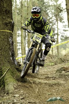 Pearce-Series DH Racing, 2014 Bala, Rider: Ed Tomkiss