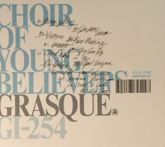 Buy Grasque at Juno Records. Juno Records, Choir, Album Covers, Believe, Greek Chorus, Choirs