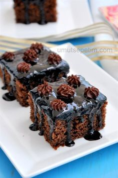 kahveli çikolatalı kek
