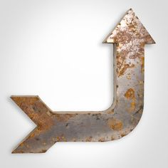 Watson & Co. Industrial Metal Letter Signs http://fab.com/iochyc