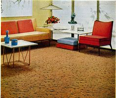 1950s Living Room 1 by sueism1, via Flickr