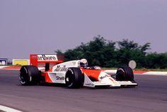 1987 Alain Prost, Marlboro McLaren International, McLaren MP4/3 - TAG Porsche