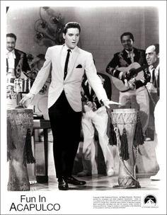 Elvis Presley in 'Fun in Acapulco', 1963.