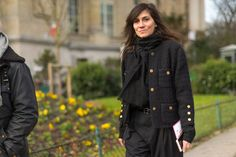 Street Chic: Style from Paris AW 2016