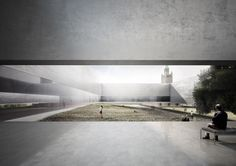 Gallery of OMA, Aires Mateus + Staab Architekten Unveil Honorable Mention Proposals for New Neue Galerie Competition - 23