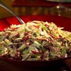Red & White Salad Recipe