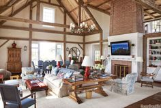 6 Quick Ways to Organize Your Living Room This Spring  - HouseBeautiful.com