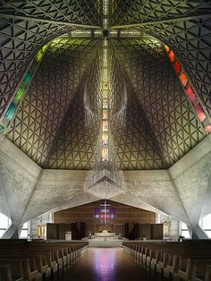 Churches by Dirk Wiedlein, via Behance
