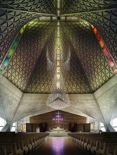 Churches by Dirk Wiedlein, via Behance