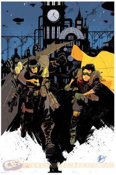 Capas-steampunk | Galeria | Omelete Batman Two Face