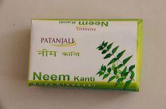 #patanjali products neem kanti soap