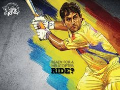 When you ask 'Who is the best captain of IPL?', one of the name that rings the ear is Mahindra Singh Dhoni aka Captain Cool. Ms Doni, Ms Dhoni Photos, Ms Dhoni Wallpapers, Ipl Live, Cricket Wallpapers, Champions Trophy, Champions League, Chennai Super Kings, Hd Photos
