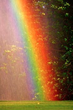 Rainbows End - '..The Lord your God has chosen you to be a people for His treasured possession..' Deuteronomy 7:6