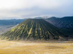 Mount Bromo is perhaps the most well-known volcano in East Java's Bromo Tengger Semeru National Park, thanks to its accessibility and epic sunrise views.