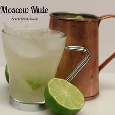 The Moscow Mule: a s