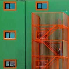 Колоритные архитектурные пейзажи Стамбула (Интернет-журнал ETODAY)