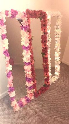 Decoration ideas for girls Bedrooms – 5 age groups – 5 ideas Dream rooms – Colorful Baby Rooms Cute Room Decor, Diy Room Decor For Girls, Flower Room Decor, Wall Decor, Diy Room Decor For College, Girls Bedroom Organization, Diy Mirror Decor, Lit Mirror, Dresser Drawer Organization