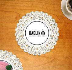 Cupcake Shop Branding & Marketing by Malka Grosh, via Behance