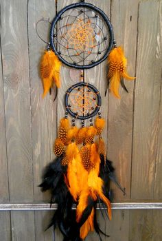 dream catcher. Boho dream catcher. Room decor. by MyFreeDreams