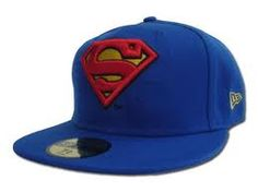 Heads up for my Birthday! Superman Hat! :)