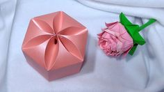 Amazing DIY gift box. NO templates! Ideas for Valentine's gifts! - YouTube